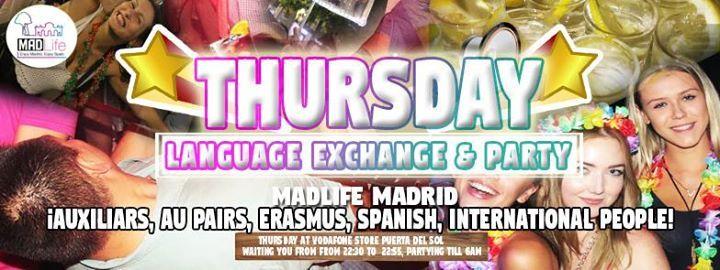 Thursday International Pubcrawl Free Tequila Sangria