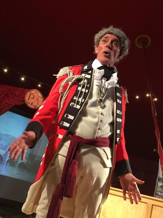 Audacious Mr. Astley (Edinburgh Preview)
