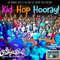 Kid Hop Hooray - Wintertime Indoor Dance Party