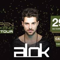 Alok em CascavelPR - 2909 - Open Weekend Tour