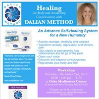 Healing the Body and Awakening Conciousness with Dalian Method