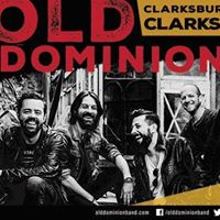 Old Dominion Live at the Clarksburg Amphitheater
