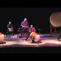 Rythms and Movement in Taiko Workshop with Marco Lienhard