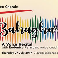 Bahaghari A Voice Recital