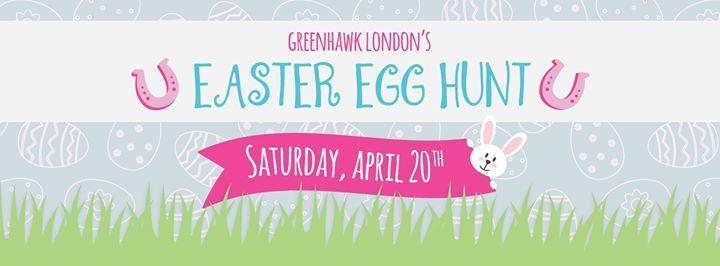 Greenhawk Londons Easter Egg Hunt | London