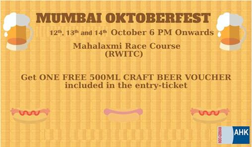 Mumbai Oktoberfest 2018