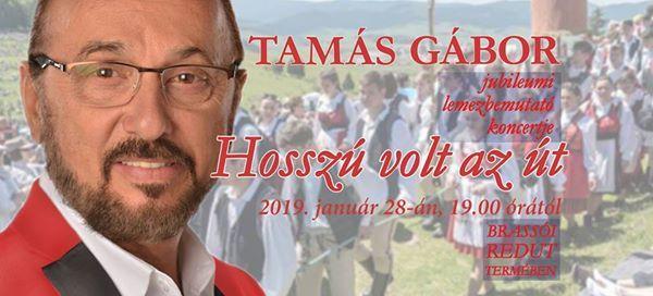 Concert  Tama Gabor
