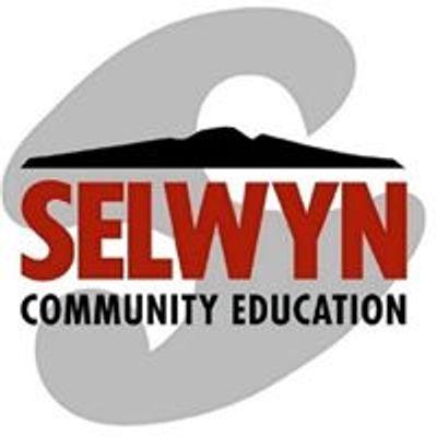 Selwyn Community Education