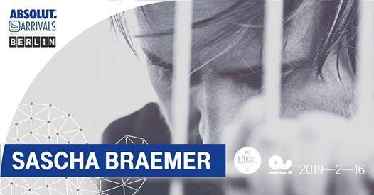 Sascha Braemer 4hrs set  Akvrium  VOLT Lokl