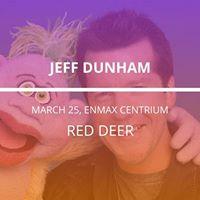Jeff Dunham in Red Deer