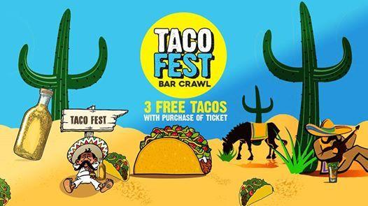 Taco Fest Crawl - Kansas City