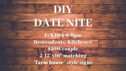 DIY Date Nite