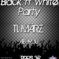 Black n White Party Graubau Stutensee