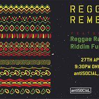 Reggae Remedy ft. Reggae Rajahs  Riddim Funktion Collective