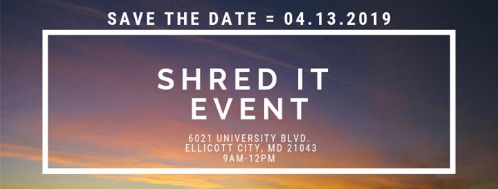 Spring Shred It Event at Team Kinnear / Re/Max Advantage