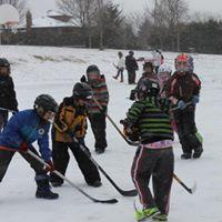 Winterfest Ball Hockey Tournament in Goderich