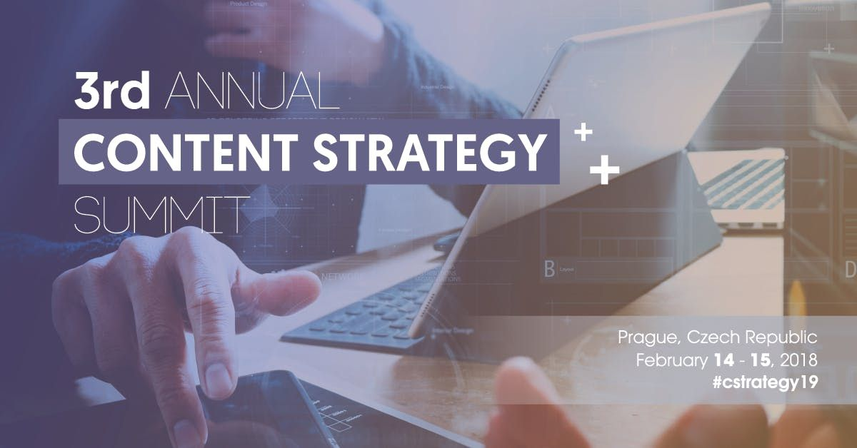 3rd Annual Content Strategy Summit