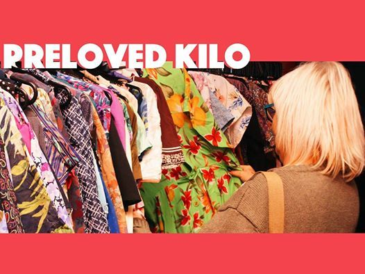 Sheffield Preloved Vintage Kilo