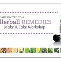 Rollerball Remedies Make &amp Take and New Product Launch