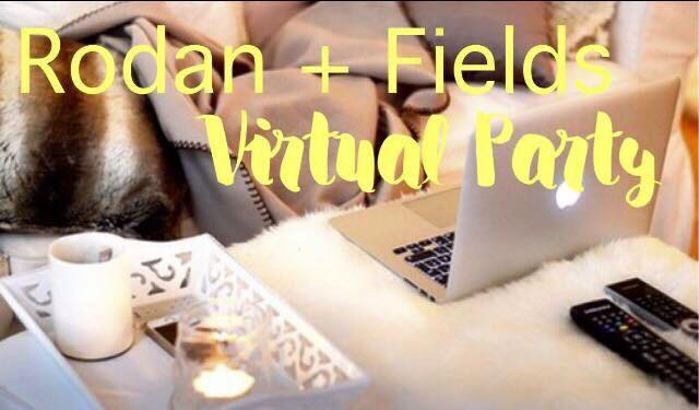 Rodan + Fields virtual party at