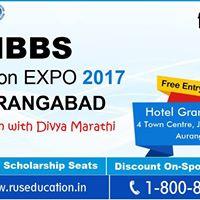MBBS Admission Expo 2017 in Aurangabad