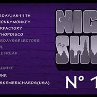 NightShift 140 guest Skeme Richards Ome Funk Cassie6 &amp more