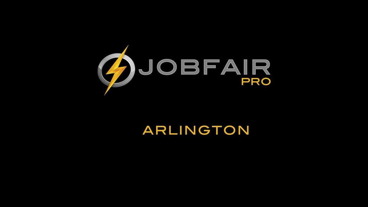 Arlington Job Fair - Get Hired in Arlington Texas