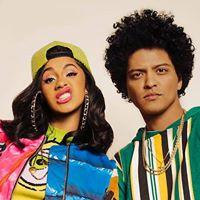 Bruno Mars &amp Cardi B - Nashville TN