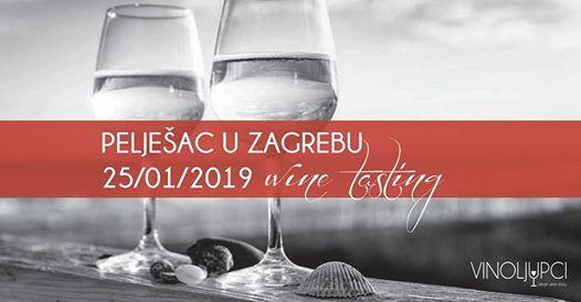 Peljeac u Zagrebu  vinska kuaonica