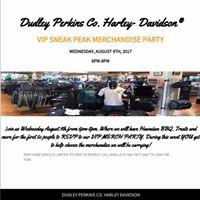 VIP HD Sneak Peak Party