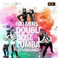 Double Dose Zumba Extravaganza