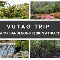VUTAG trip to Dandenong Ranges and Fruit Farm