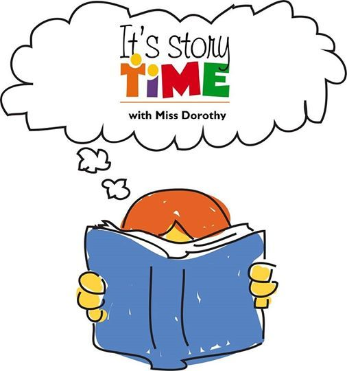 Preschool Storytime with Miss Dorothy