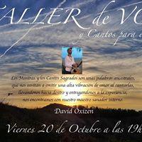 Taller De Voz Y Cantos