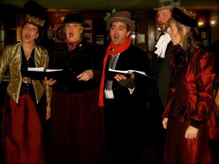 Victorian Carol Singers At Brit S Pub Minneapolis