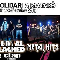 Aerial Blacked United - Blaze Out - Metal Hits a la Sala Clap