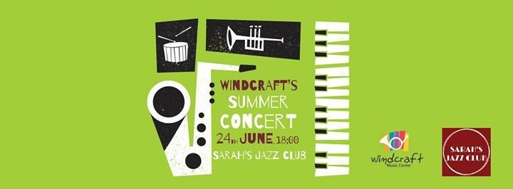 Windcrafts Summer Concert