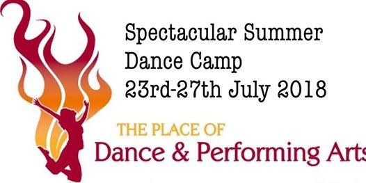 Spectacular Summer Dance Camp
