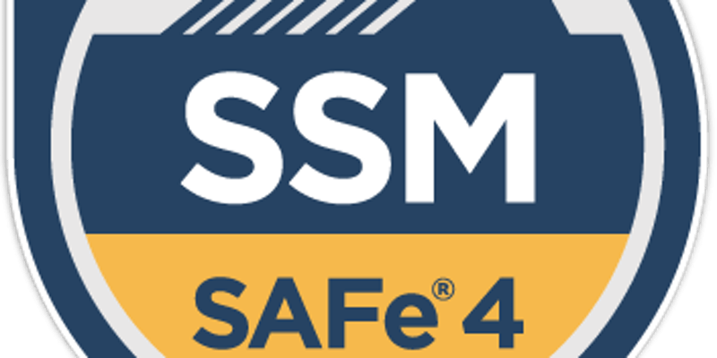 safe® scrum master certification, edison, nj (guaranteed to run) at ...