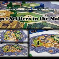 Catan Tournament  Settlers in the Making League (Season 4)