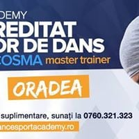 Curs Instructor de Dans Oradea by Dance Sport Academy