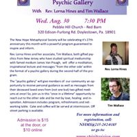 Psychic Gallery and 27th Anniversary