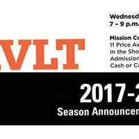 AVLT 2017-2018 Season Announcement Party