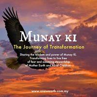 MUNAY Ki (Receive the 9 Rites of Initiation)