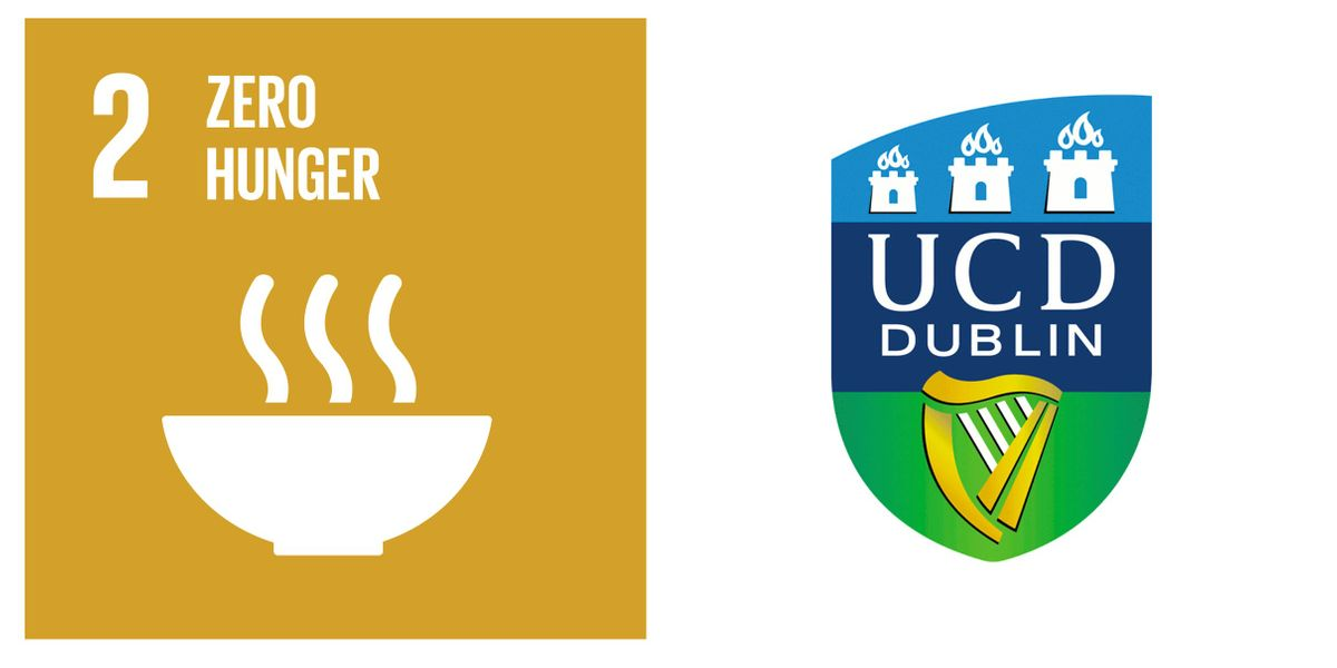 UCD SDGs Research Seminar Series 2019 2 ZERO HUNGER