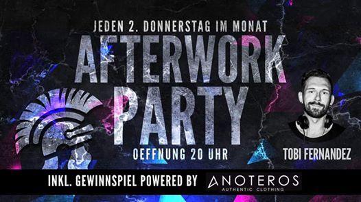 Afterwork Party w Tobi Fernandez