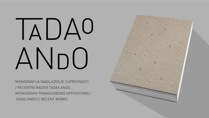 Predstavljanje Monografije Tadaa Anda At Oris Kuca Arhitekture