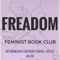 Freadom Feminist Book Club