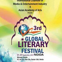 3rd Global Literary Festival Noida