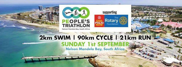 The PEoples Triathlon - Nelson Mandela Bay